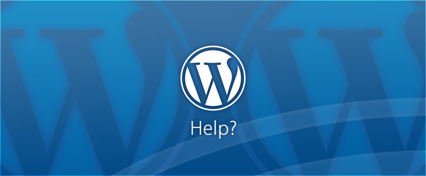 wordpress help and training